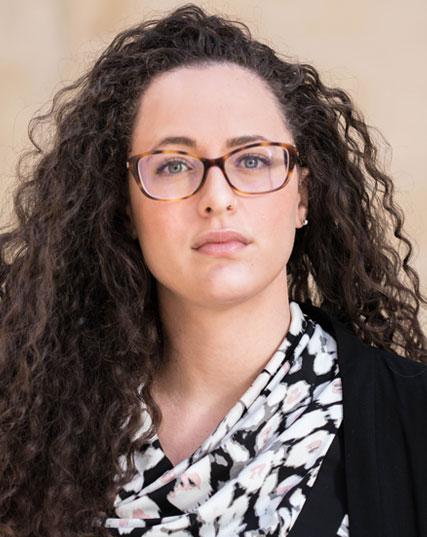 Christina Lejman – MOAS fundraising Manager