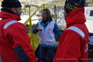 MSF nurse Anna discusses conditions on Agathonisi with the Swedish Search and Rescue crew aboard MOAS Responder. The NGO's welcome the assistance and coordination in working together with the Greek government to address this humanitarian crisis in the region.