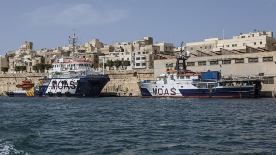 MOAS assets, Responder and Phoenix