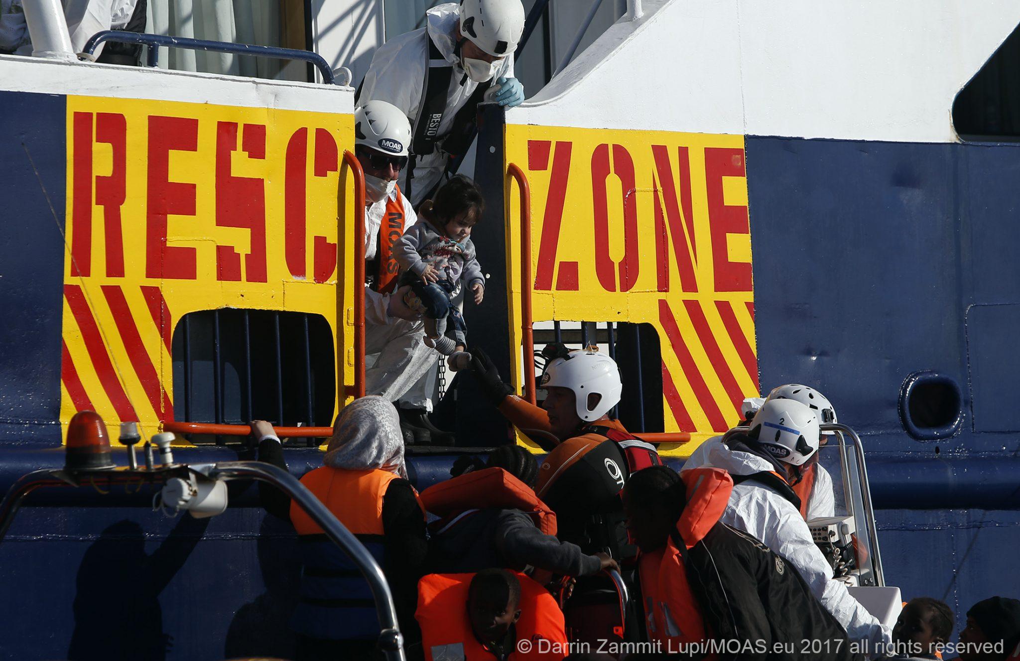 MOAS Phoenix rescues