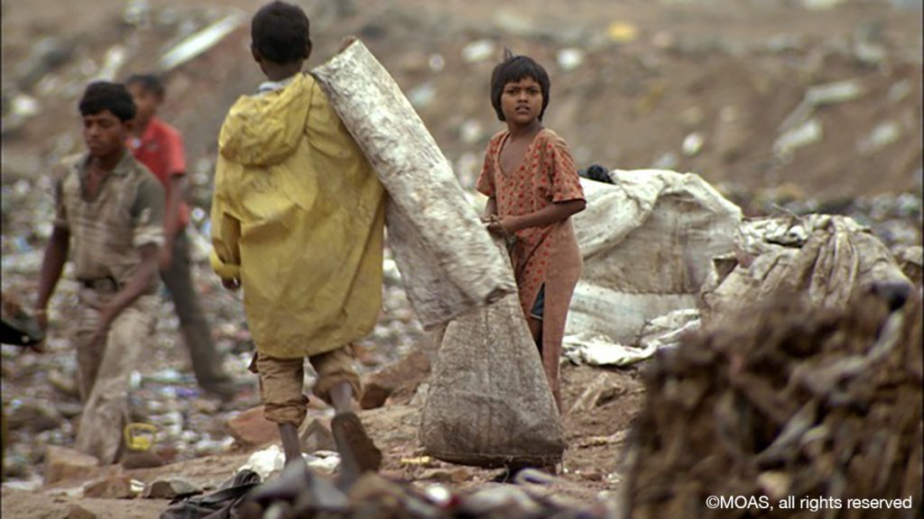 India-Ghazipur Landfill