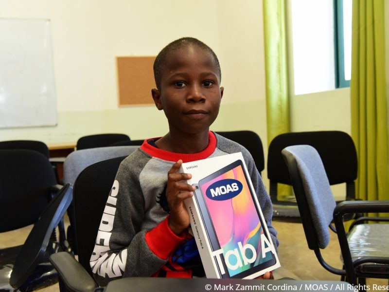 Tablet Distribution WM