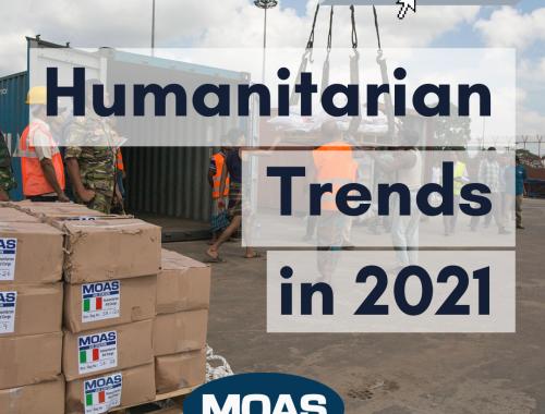 Blog post humanitarian trends