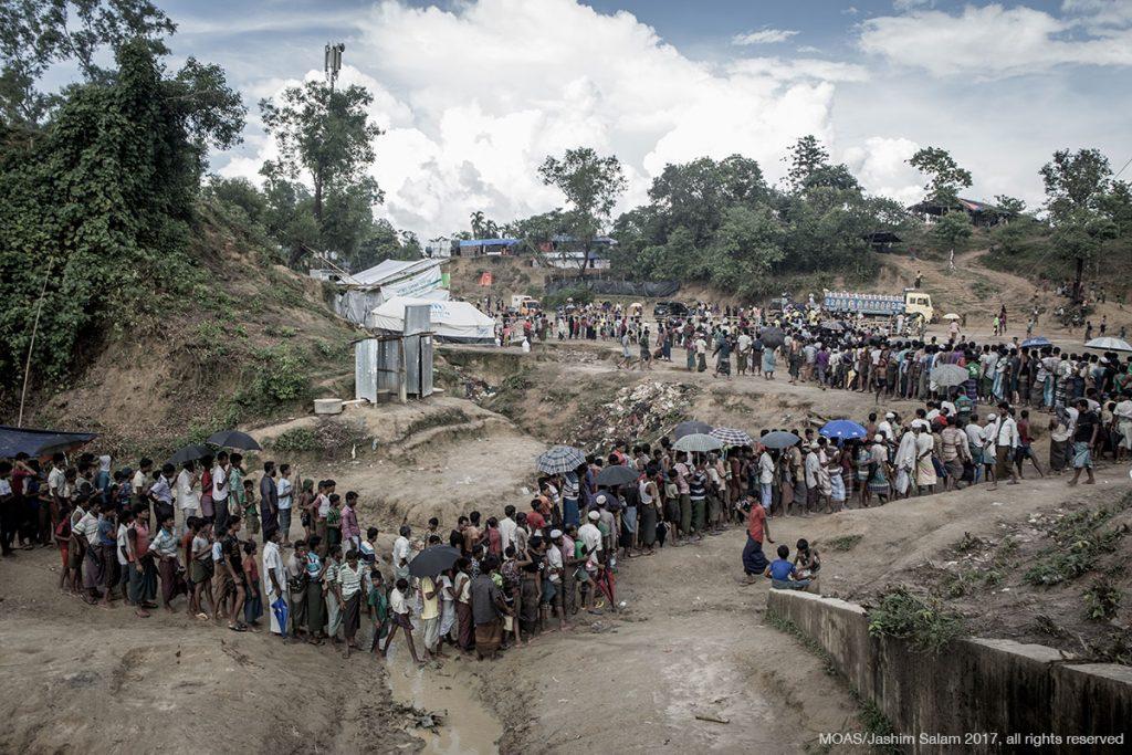 Rohingya Exodus